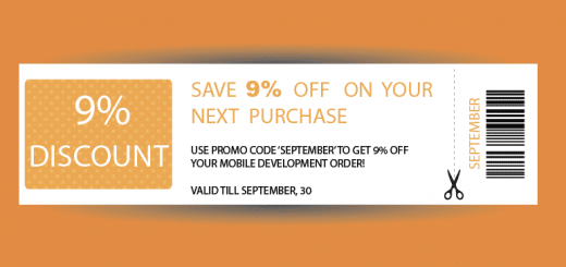 Mobile development discount