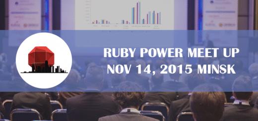 Ruby Power meet up