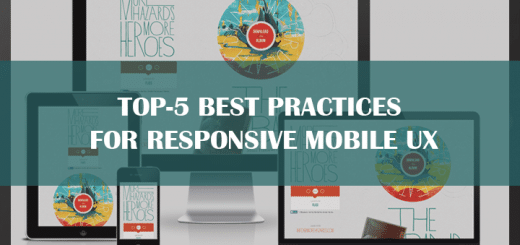 Responsive Mobile UX Tips