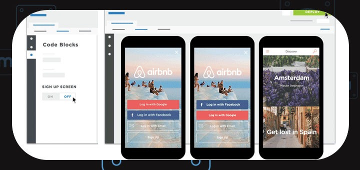 Fabric Tools for mobile development