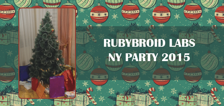 Rubyroid NY Party