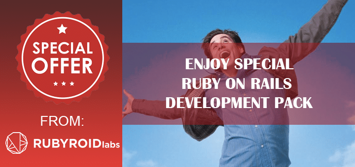 Enjoy Ruby on Rails Development Pack