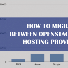 How to Migrate Between OpenStack Cloud Hosting Providers
