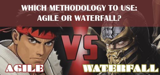 agile waterfall