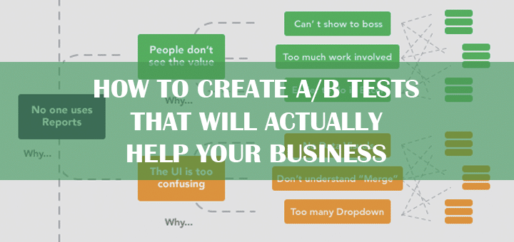 How to Create A/B Tests that Will Actually Help Your Buiness