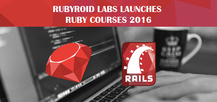 Rubyroid Labs Launches Ruby Courses 2016