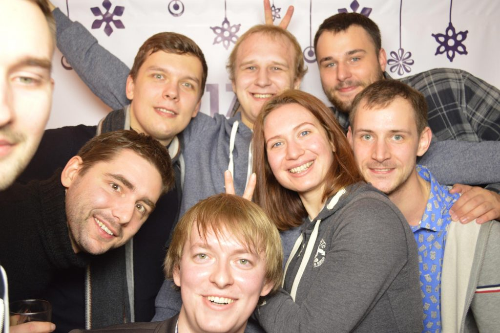 Rubyroid Labs New Year Party 2017 [PHOTOS]