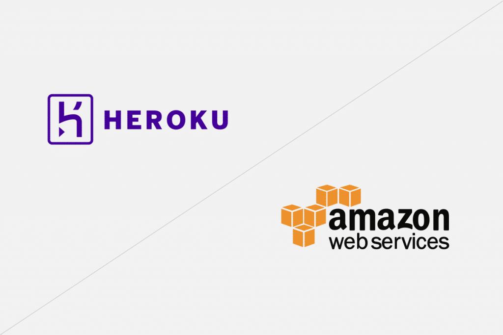 How to choose between AWS and Heroku?