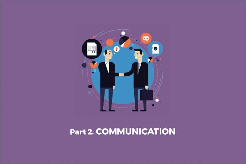 Customer Pitfalls. Part 2: Communication
