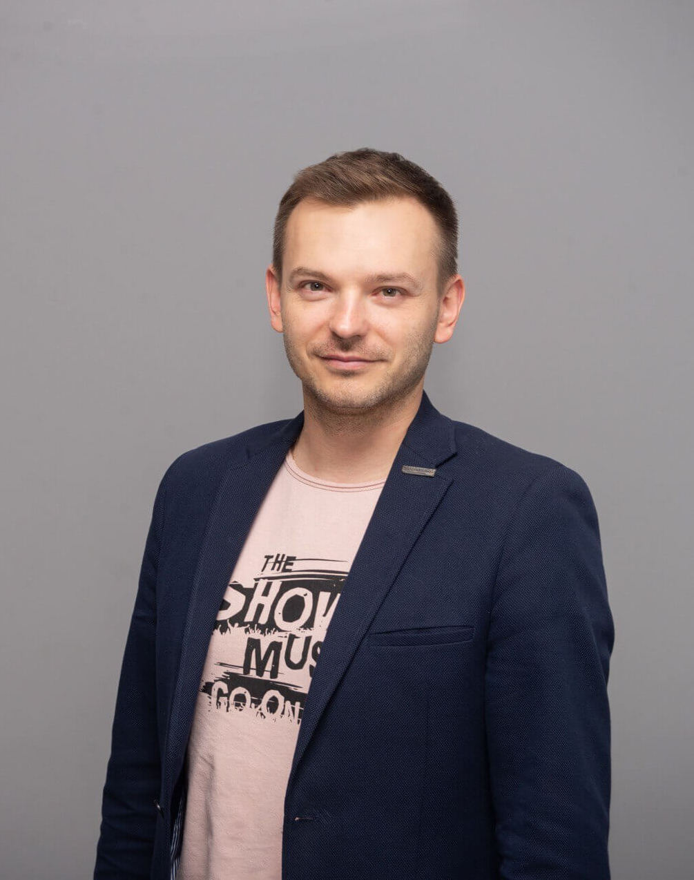 Dmitry, Project Manager